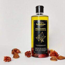 Body Polishing & Glow Massage Oil - 500ml