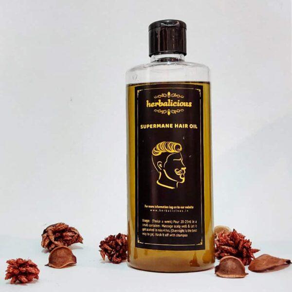 Supermane Hair Oil – 500ml